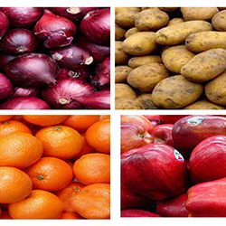 سورتر سایز برای پیاز, سیب زمینی و میوه های گرد