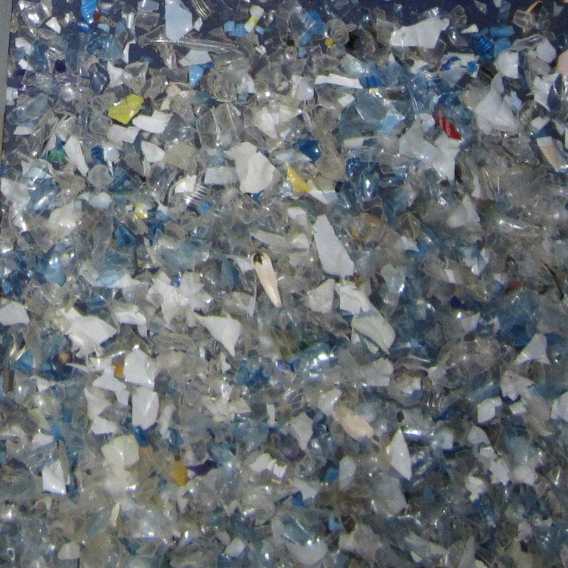 پلاستیک قبل از سورت